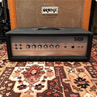 Marshall Vintage 1970s Thor Terry Marshall 100w Jtm45 Valve Guitar Amp