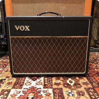 Vox Vintage 1964 Vox Ac10 Twin 2x10 Guitar Amplifier Combo