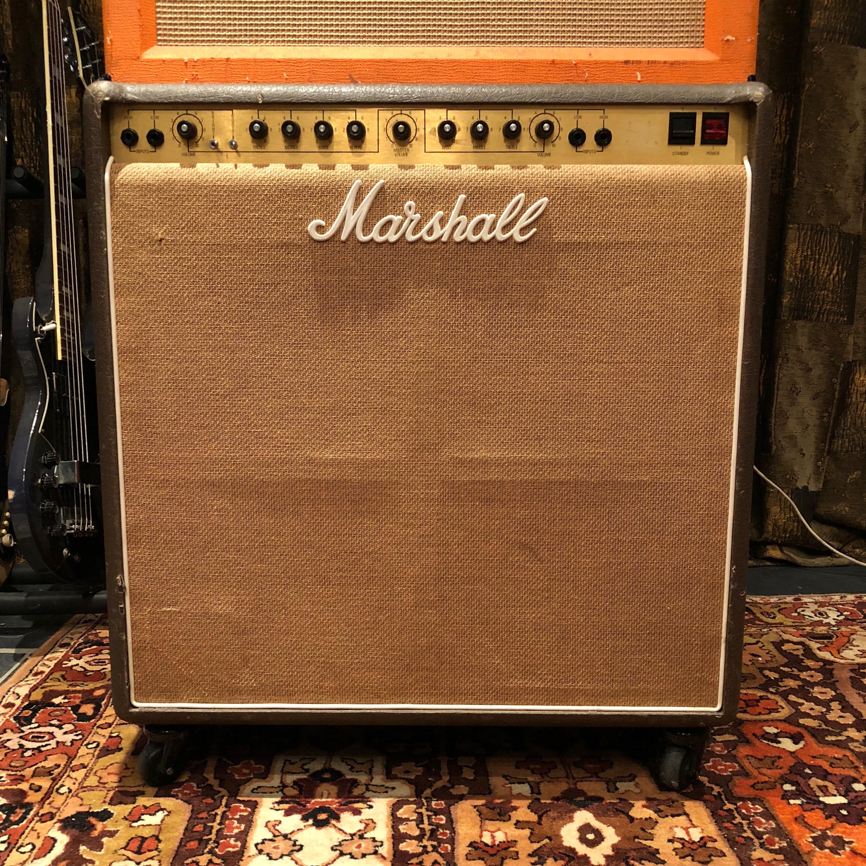 Marshall amp serial dating