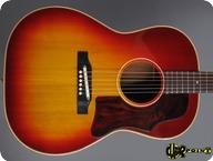 Gibson B 25 1965 Cherry Sunburst