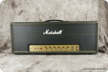 Marshall Super 100 Lead Black Tolex