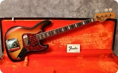 Fender Jazz 1971 Sunburst