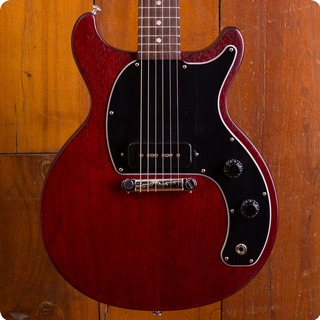 Gibson Les Paul Junior 2019 Worn Cherry