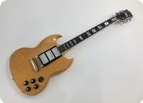 Gibson SG Supra 2013 Antique Natural