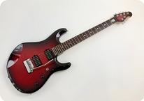Music Man JP6 John Petrucci 6 2001 Redburst
