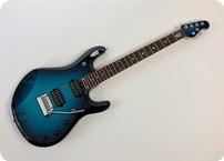 Music Man JP6 John Petrucci 6 2005 Blue Dawn