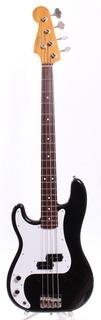 Fender Precision Bass '62 Reissue Lefty Jv Series 1983 Black