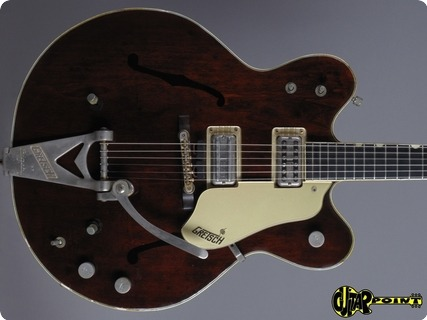 Gretsch 6122 Chet Atkins Country Gentleman 1965 Walnut