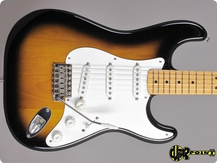 Fender Stratocaster ´57 Fullerton Reissue 1982 2 Tone Sunburst