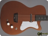 Silvertone U1 Model 1415 1960 Bronze Metallic