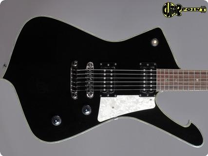 Ibanez Iceman Ic 500 1994 Black