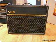 Vox AC 30 TB Black Tolex