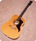 Eko Eko Ranger 6 Acoustic Guitar 1970 Natural