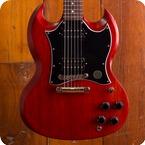 Gibson SG 2019 Vintage Cherry Satin