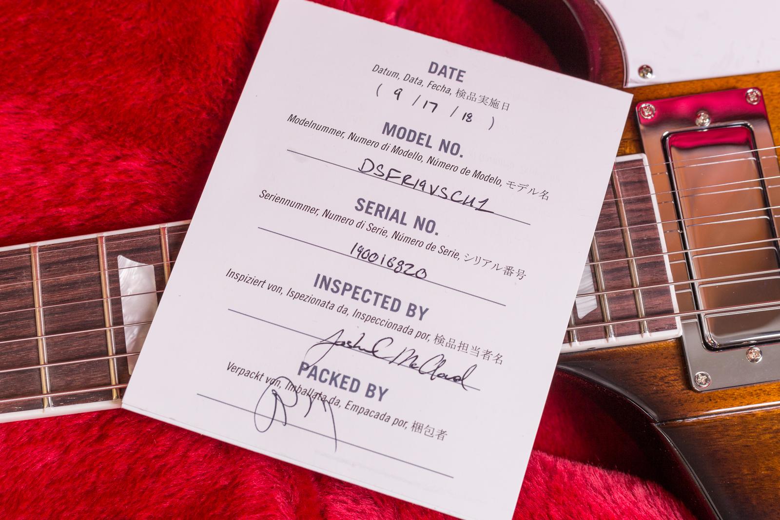 Dating en Gibson Firebird efter två månaders dejting