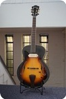 Eastman AR 405e ES 125 Model Sunburst