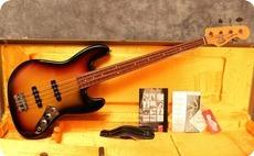 Fender Jaco Pastorius Artist Series Jazz 2003 Sunburst