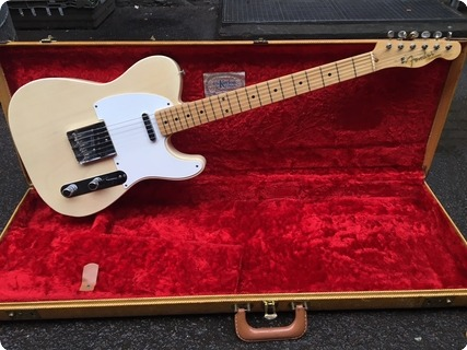 Fender Telecaster 1957 Blonde