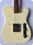 Fender Esquire 1966 Olympic White