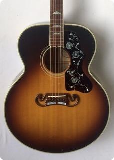 Gibson J 200 Reissue 1990 Vintage Sunburst