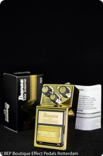 Ibanez Ts 9 Limited Edition Gold 2018 Gold Plated