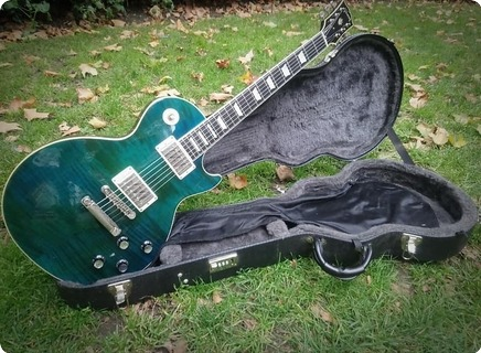 Gibson Les Paul Ltd Edition 2004 Pacific Reef