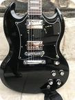 Gibson SG Standard Ex Gary Moore 2002 Black