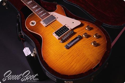 Gibson Custom Shop Jimi Page Number Two Les Paul #2 2010 Ice Tea Burst