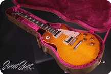 Gibson Les Paul 1959 Historic Reissue Collectors Choice 4 AGED Sandy R9 2012 Sunburst