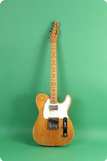 Fender Telecaster Custom 1967 Natural