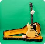 Gibson SG TV Special 1961 TV Yellow