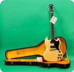 Gibson SG TV Special 1961 TV Yellow