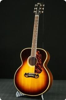 Gibson Sj 100 1940 Sunburst