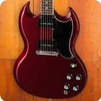 Gibson SG Special 2019 Vintage Sparkling Burgundy