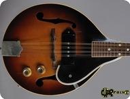Gibson EM 150 1962 Sunburst