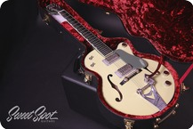 Gretsch G6118T Two Tone Green Anniversary Model 2007 2 Tone Smoke Green