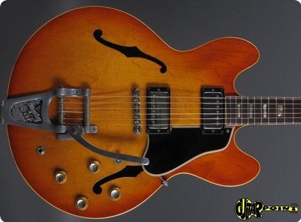 Gibson Es 335 Td 1965 Sunburst