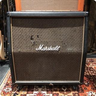 Marshall Vintage 1975 Marshall Checkerboard 4x12 1960 Cabinet Celestion G12m