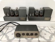 Quad Vintage 1960s Quad 22 Control Unit And Quad II Amplifiers