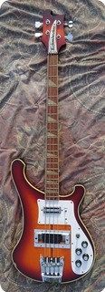 Rickenbacker 4001 Stereo 1972 Fireglo