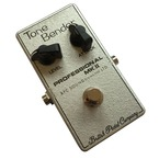 British Pedal Company Compact Series Professional MKII Tone Bender 2018 Silver Hammer