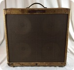 Fender Bassman 5F6 A 1958 Tweed
