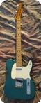 Fender Telecaster 1970 Lacke Placid Blue