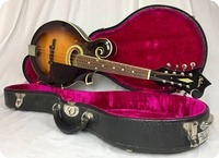 Gibson F 4 1937 Sunburst
