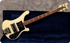 Rickenbacker 4001 1981 White