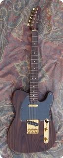 Fender Custom Shop Telecaster Rosewood 1988 Rosewood