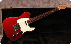 Fender Japan Telecaster Custom 2015 Candy Apple Red