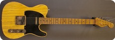 Real Guitars Custom Build T Roadwarrior 2018 Butterscotch