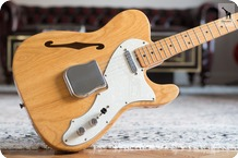 Fender Telecaster Thinline 1968 Natural