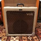 Vox Vintage 1960 Vox AC15 TV 1x12 T530 Valve Amplifier Combo
